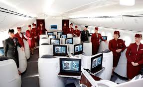 Qatar Airways Qatar Airways Pegged To Launch Flights To Auckland Karryon