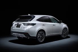 lexus harrier 2016 toyota gr performance sub brand launched in japan automobile