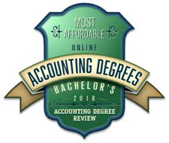 Affordable by Most Affordable Online Bachelor U0027s In Accounting Degrees 2018 The