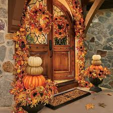 fall garland fall garland for mantle your meme source