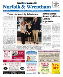 norfolk wrentham december 2014 by local town pages issuu