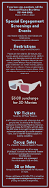 general ticket information kenwood theatre