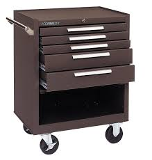 husky 5 drawer side cabinet kennedy manufacturing 275xb 5 drawer roller tool cabinet with chest