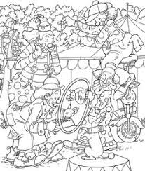 circus coloring pages printable a day at the circus coloring page on behance zentangles