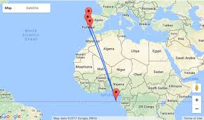 map of sao tome june cheap flights from portugal to sao tome and principe