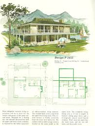 vintage house plans vacation homes 2455 antique alter ego