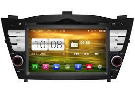 hyundai tucson navigation hyundai tucson android os gps navigation car stereo 2009 2013