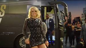 new sunday night football intro featuring carrie underwood youtube