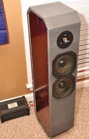 Speaker Designs Ion Diy 2 Way Tmm Tower Loudspeaker Project