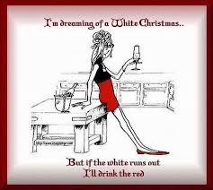 White Christmas Meme - im dreaming of a white christmas