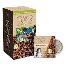 wolfgang puck coffee pods jamaica me crazy 18 box walmart com