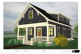 New England House Plans No 11 The Madrona Bath Design Smallest House And Bungalow