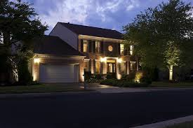 Colonial Outdoor Lighting Simple Outdoor Lighting In Centreville Virginia Enlightened