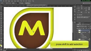 tutorial photoshop cs3 professional create a logo with photoshop 114