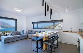 salon avec cuisine ouverte 1001 conseils et idées pour une cuisine ouverte sur le salon