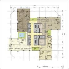 lds conference center floor plan hengqin international financial center by aedas design chronicle