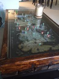 Design A Coffee Table No Spoilers Here U0027s A Coffee Table I Made To Preserve My Got 3d