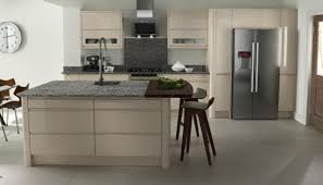 warm modern kitchen a truly modern kitchen the warm neutral tone of beige allows you