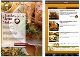 4 apps that make thanksgiving meal planning easy savvy sassy