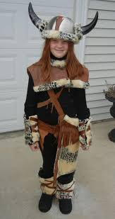 Viking Halloween Costume Ideas Easy Viking Costume Sewing Involved 6 Steps Pictures