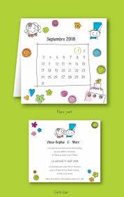 calendrier mariage faire part mariage carte invitation calendrier mariage à 1 40