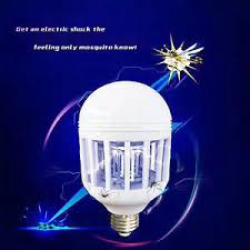 insect killer light bulb led anti mosquito bulb light 12w e27 electronic insect fly killer
