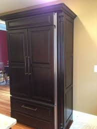 Best Cabinet Depth Refrigerator by 7 Best Refrigerators With Panels Images On Pinterest Counter