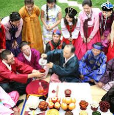 thanksgiving day celebration in korea thanksgiving day in korea