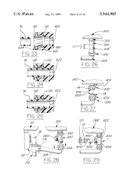 patent us5944985 reject water drain line installation system and