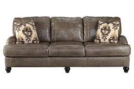 Ashley Sofa Leather by Kannerdy Sofa Ashley Furniture Homestore