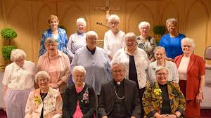 Holy Rosary Healthcare Miles City Women Religious Celebrate Jubilarians
