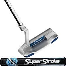 odyssey white rx 1 superstroke slim 3 0 putter u0027s