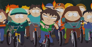 south park black friday trilogy the complete guide to south park movie parodies and references