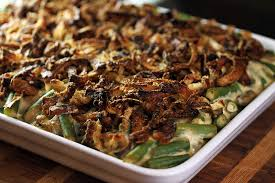 crispy green bean casserole recipe