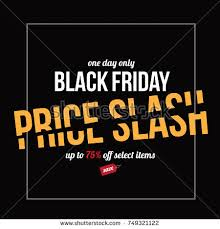 black friday sale inscription design template stock vector