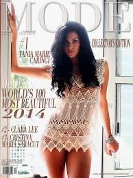 tania marie caringi most beautiful woman in the world 2014