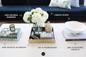 Style A Coffee Table How To Style A Coffee Table Studio Mcgee
