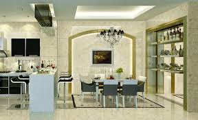 Living Dining And Kitchen Design by Dining And Kitchen Design Home Design