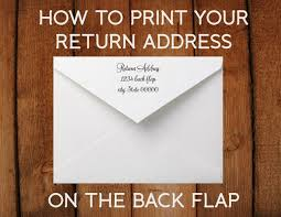 Cheap Wedding Programs Appealing Proper Way To Write Return Address On Wedding