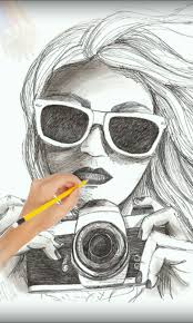 hand painting sketch maker android apps on google play
