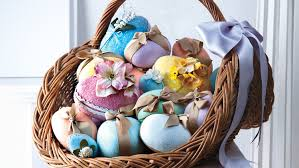 egg baskets how the easter basket came to be martha stewart