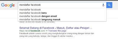 buat akun google facebook bagaimana cara membuat akun facebook fb baru dengan mudah dan