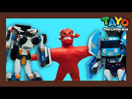 film tayo bahasa indonesia full movie tayo the transformer l who is the red monster l tayo rangers 5 l