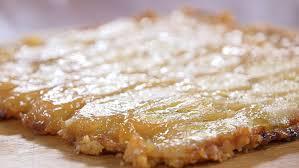 recette cuisine laurent mariotte ma recette de crumble de banane tatin laurent mariotte