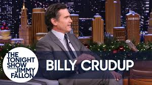 film it billy crudup witnessed a massive sea storm and lived to film it