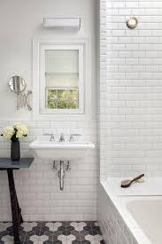 Subway Tiles In Bathroom Best 25 White Beveled Subway Tile Ideas On Pinterest Beveled