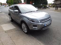 land rover evoque 2013 used 2013 land rover range rover evoque sd4 pure tech for sale in