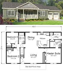 2 Bedroom Floor Plans Ranch by What Do You Think Of This Ranch Style Home Ranch Style Homes