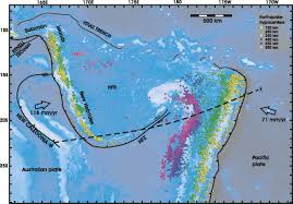 Tonga Map When Slabs Collide A Tectonic Assessment Of Deep Earthquakes In