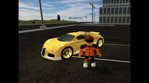 getting the bugatti roblox vehicle simulator youtube